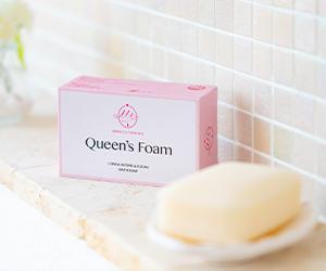 商品画像:Queen's Foam(クィーンズフォーム)